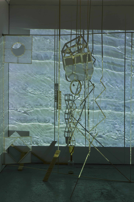 Expérimentations menées en atelier par Kip Jones en résidence