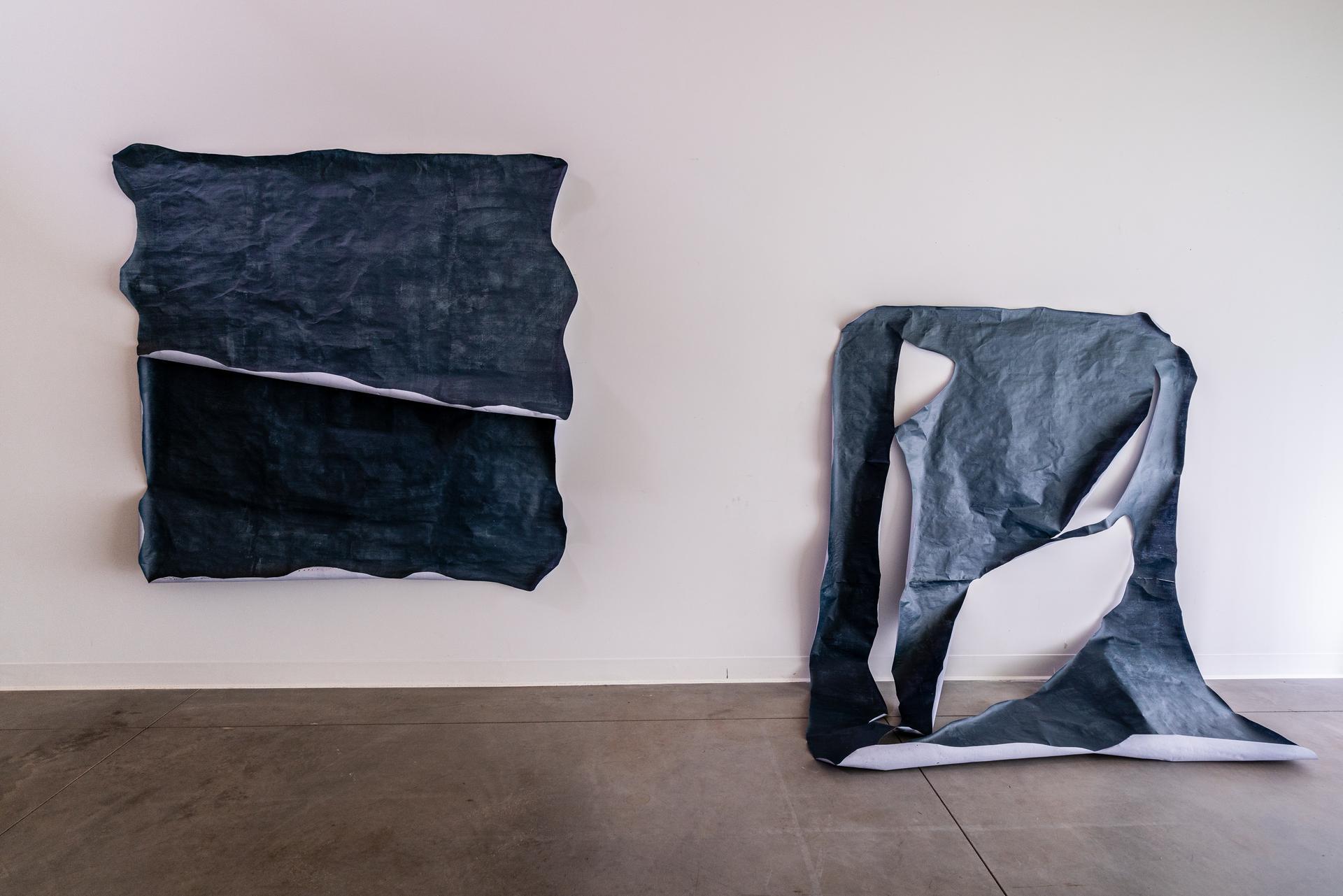 Expérimentations menées en atelier par Stéphanie Auger