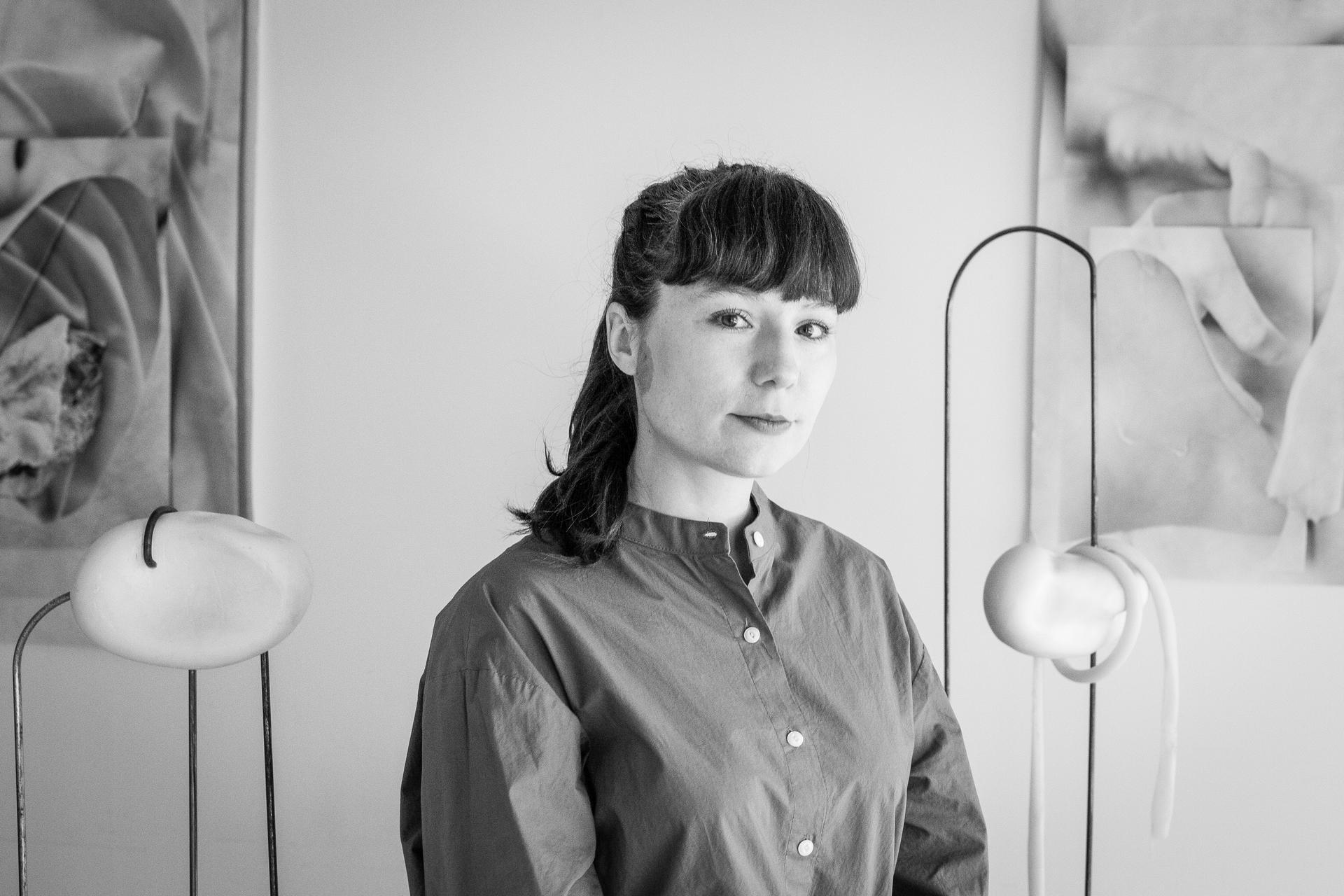 Portrait de Caroline Mauxion