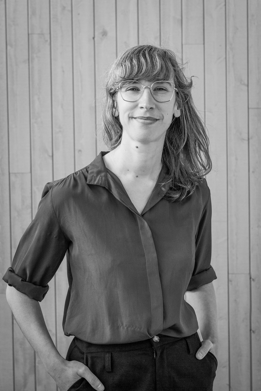 Portrait de Josianne Poirier