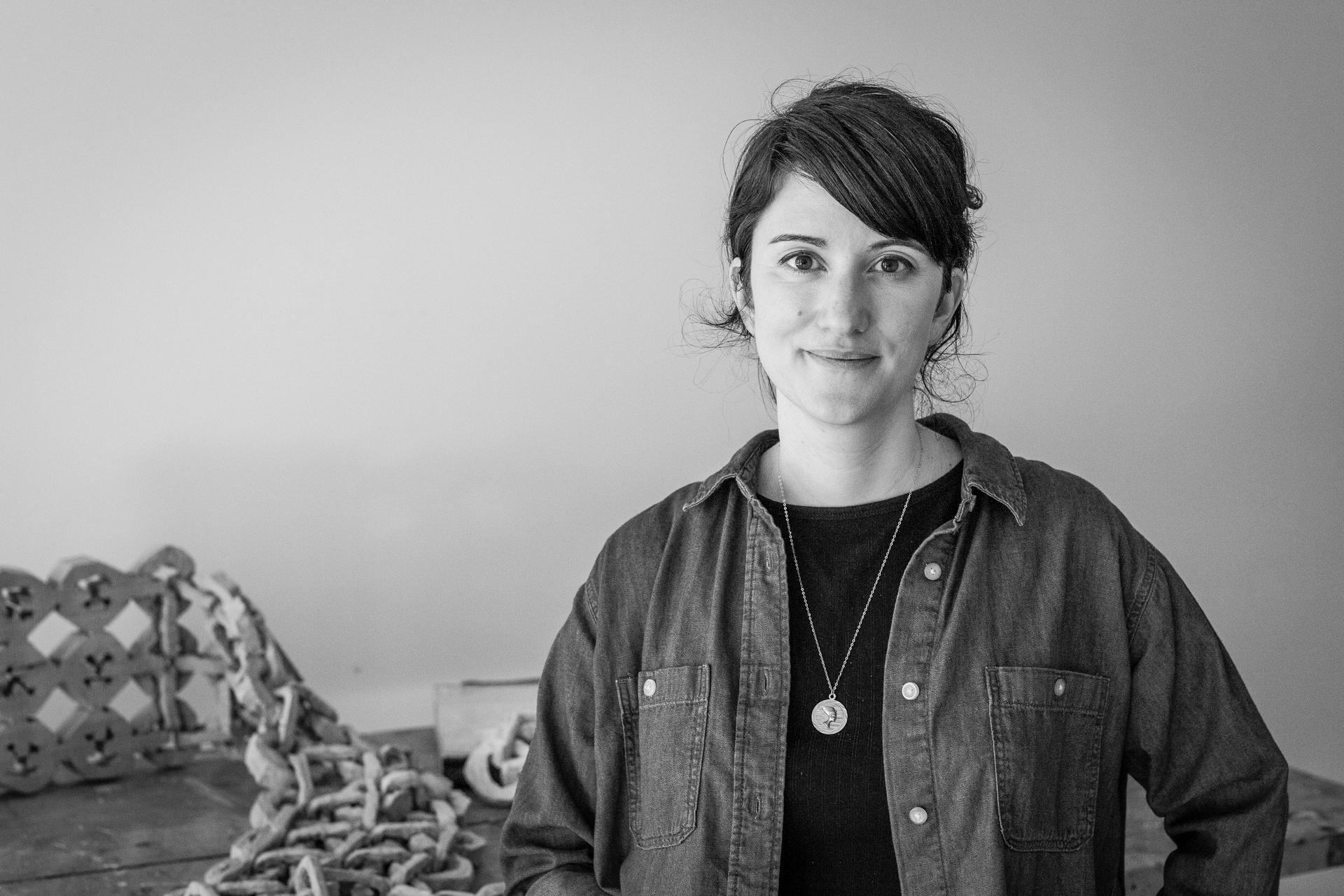 Portrait de Ingrid Tremblay